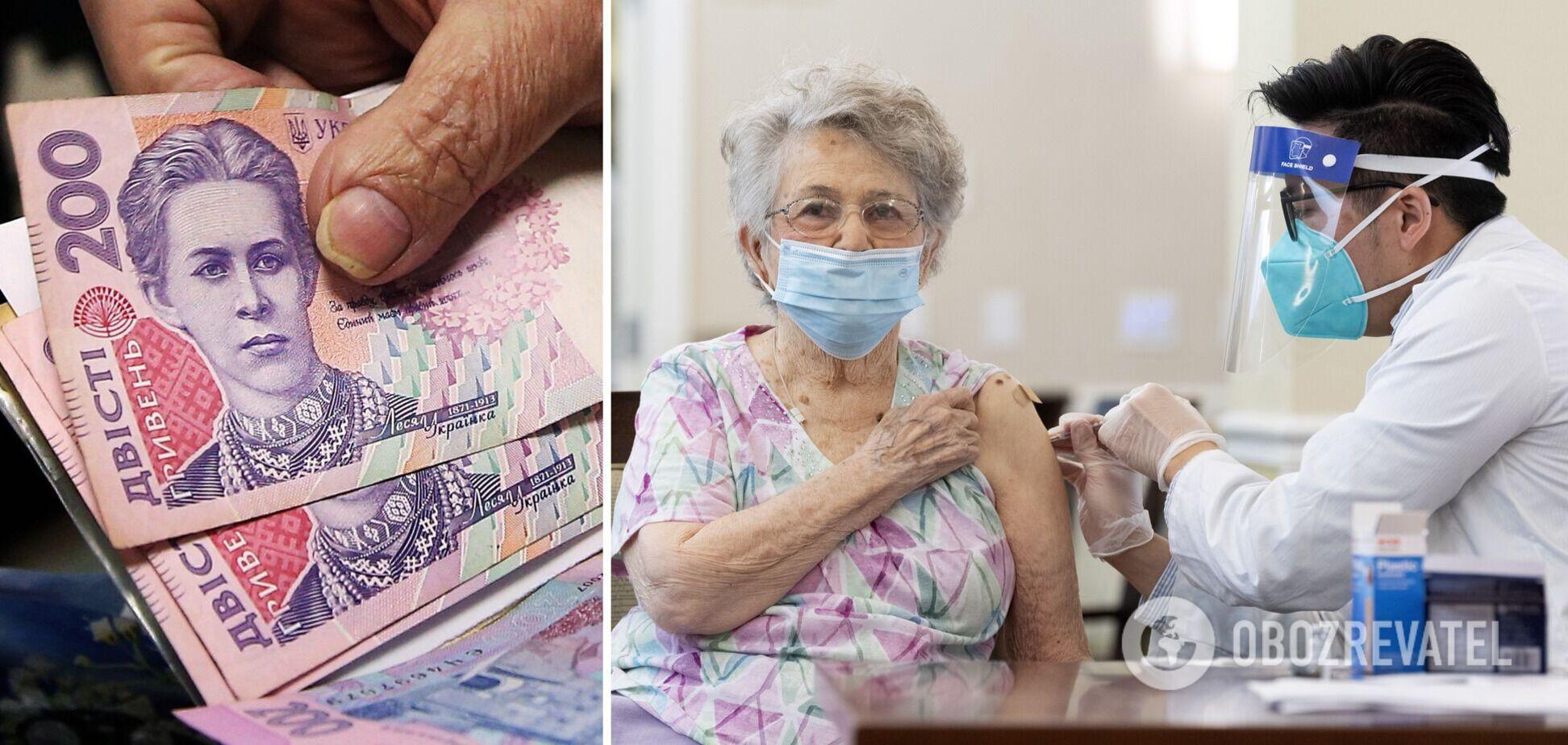 Врач предложил премировать пенсионеров за прививки