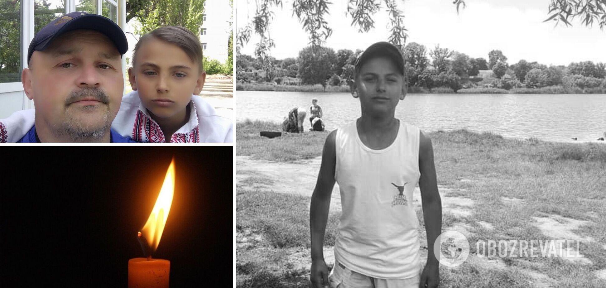В 'Артеке' под Киевом умер 12-летний Павел Теровец