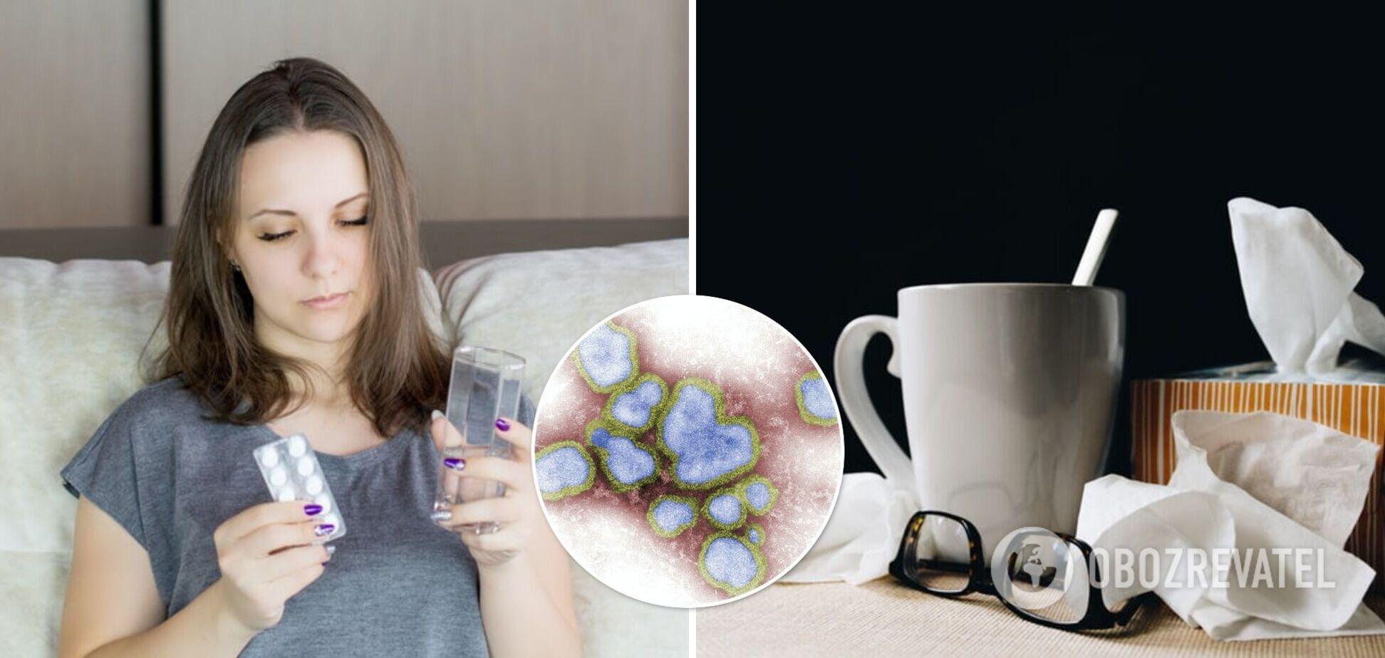 У МОЗ заявили, що в Україні очікується циркуляція трьох штамів грипу: чи є вакцини