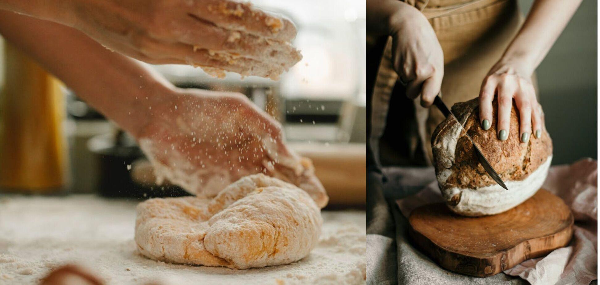 Хлеб на сковороде: быстрое приготовление без выпечки