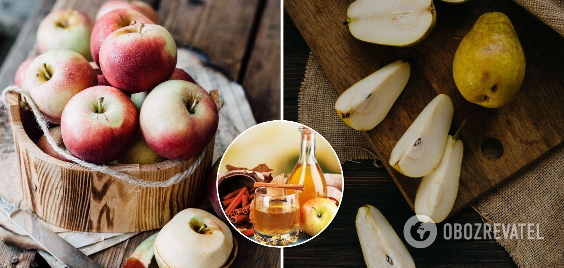 Сидр в домашных условиях: как приготовить вкусный напиток