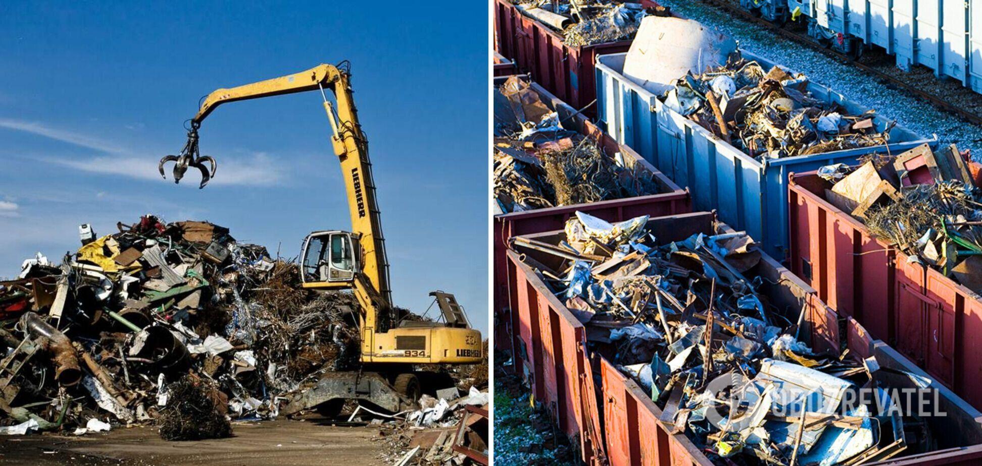 Україна повинна вводити тимчасову заборону на експорт металобрухту на тлі турецької економічної агресії