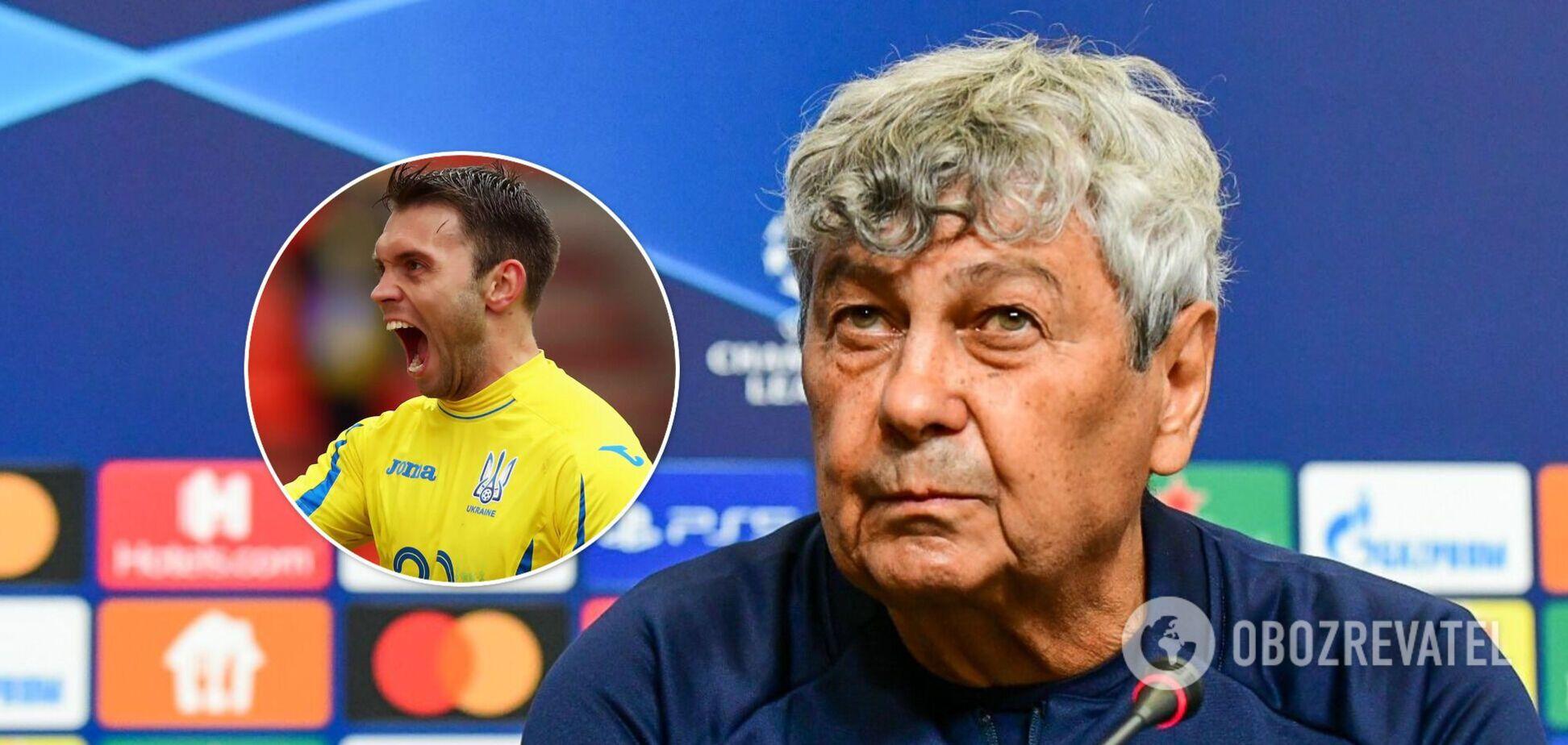 Луческу відреагував на слова Петракова про захисника 'Динамо'