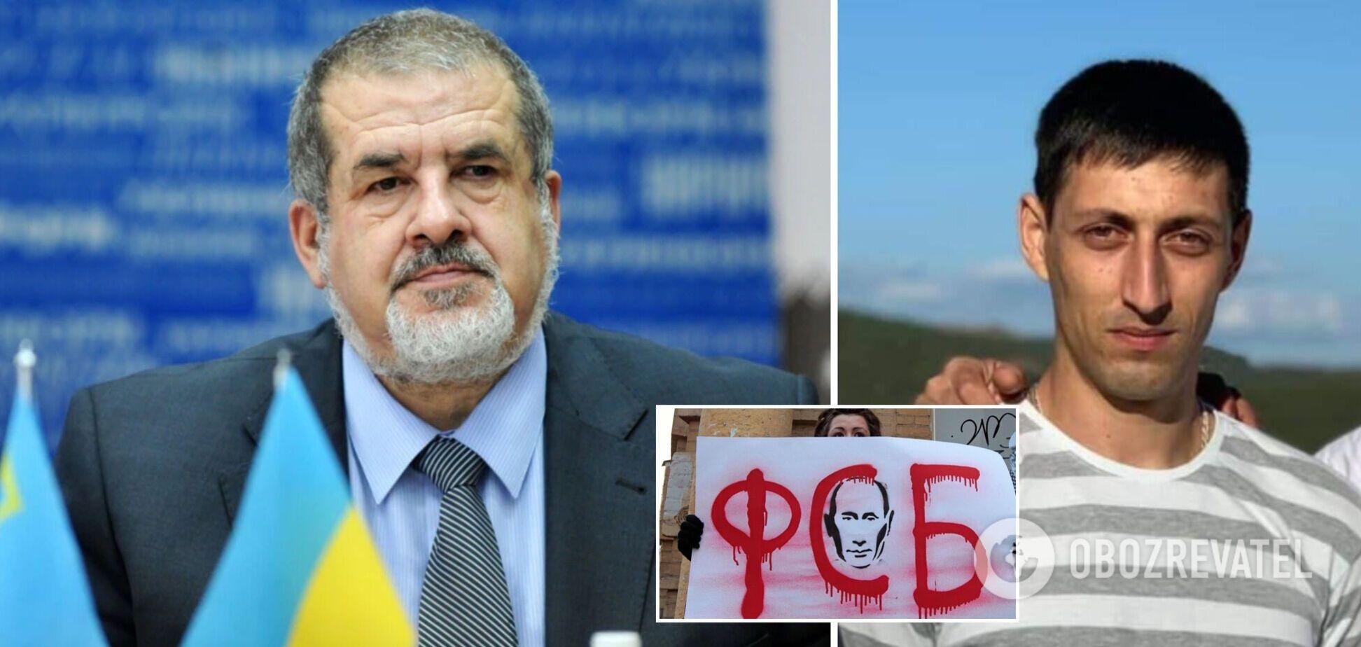 Чубаров рассказал о пытках ФСБ задержанного в Крыму Ахтемова: вывозили в лес и имитировали расстрел