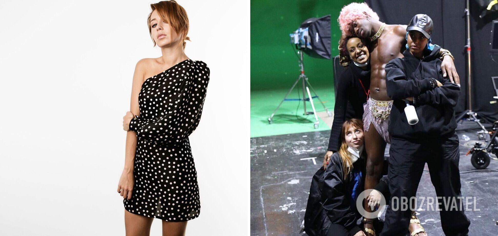 Украинка Таня Муиньо получила награду MTV в номинации 'Лучший режиссер'