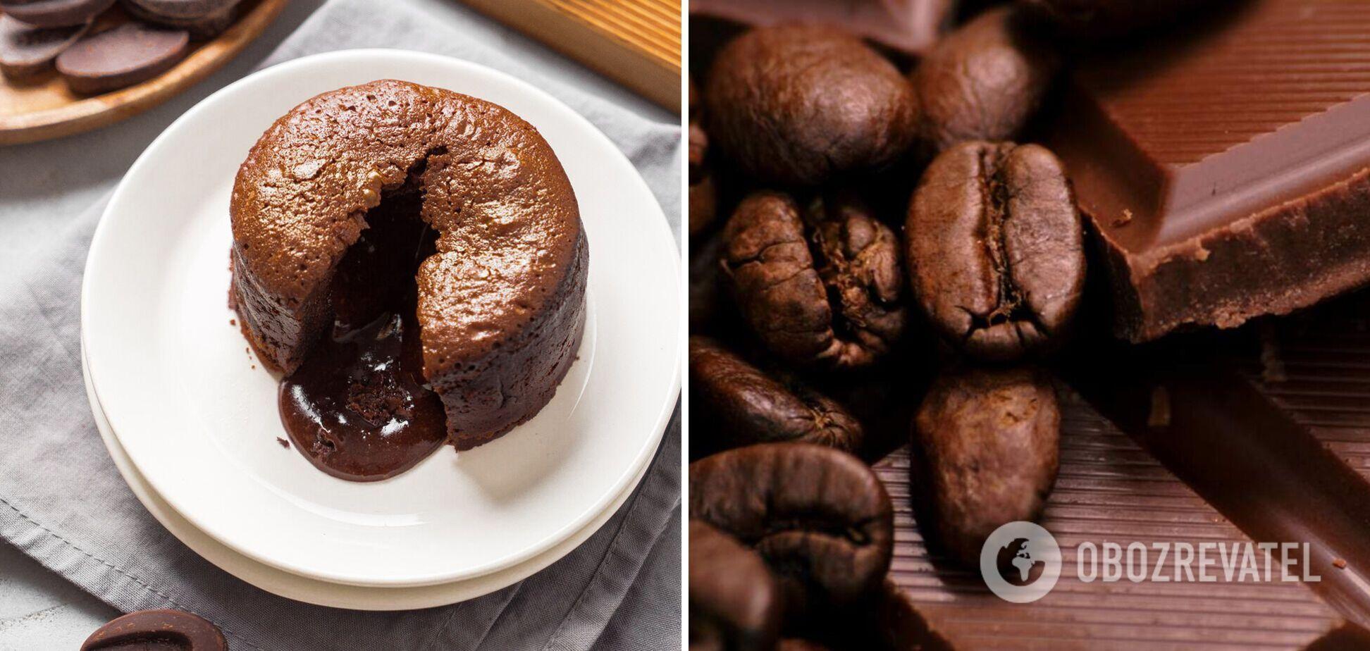 Шоколадний фондан – тонкощі приготування популярного десерту