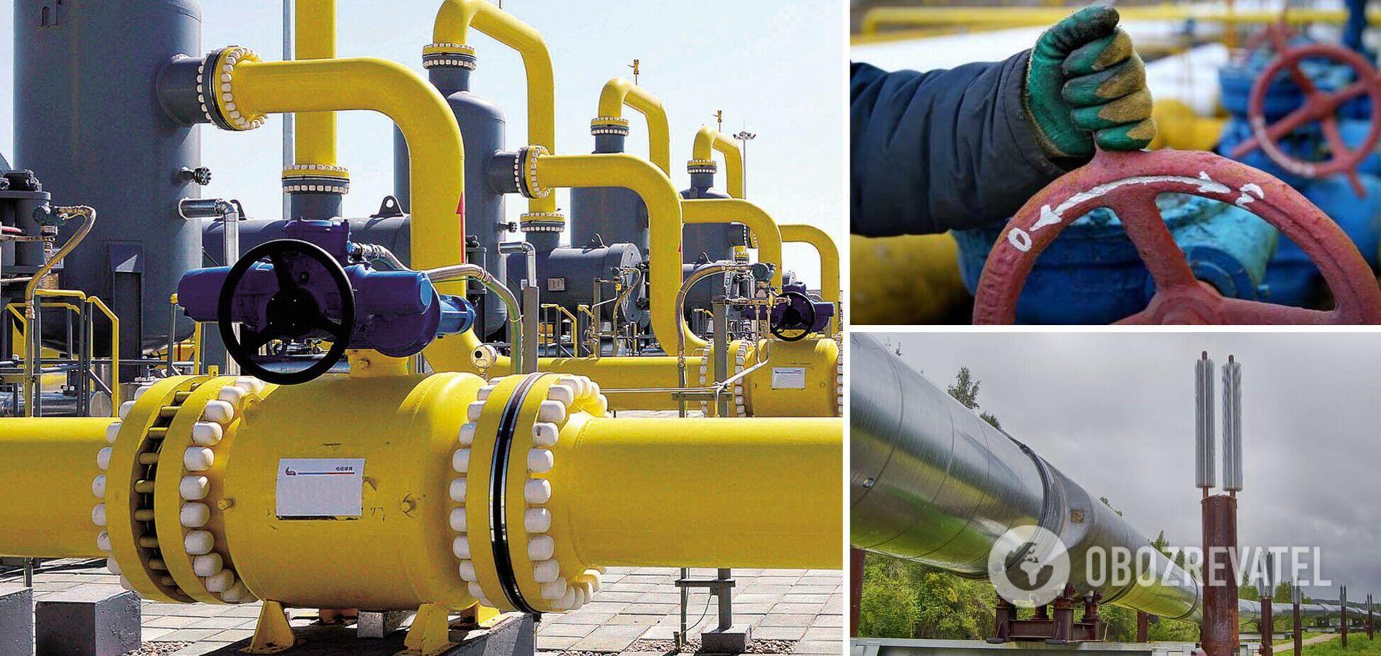 Запаси газу в Європі можуть закінчитися вже взимку, побоюються в Білому домі
