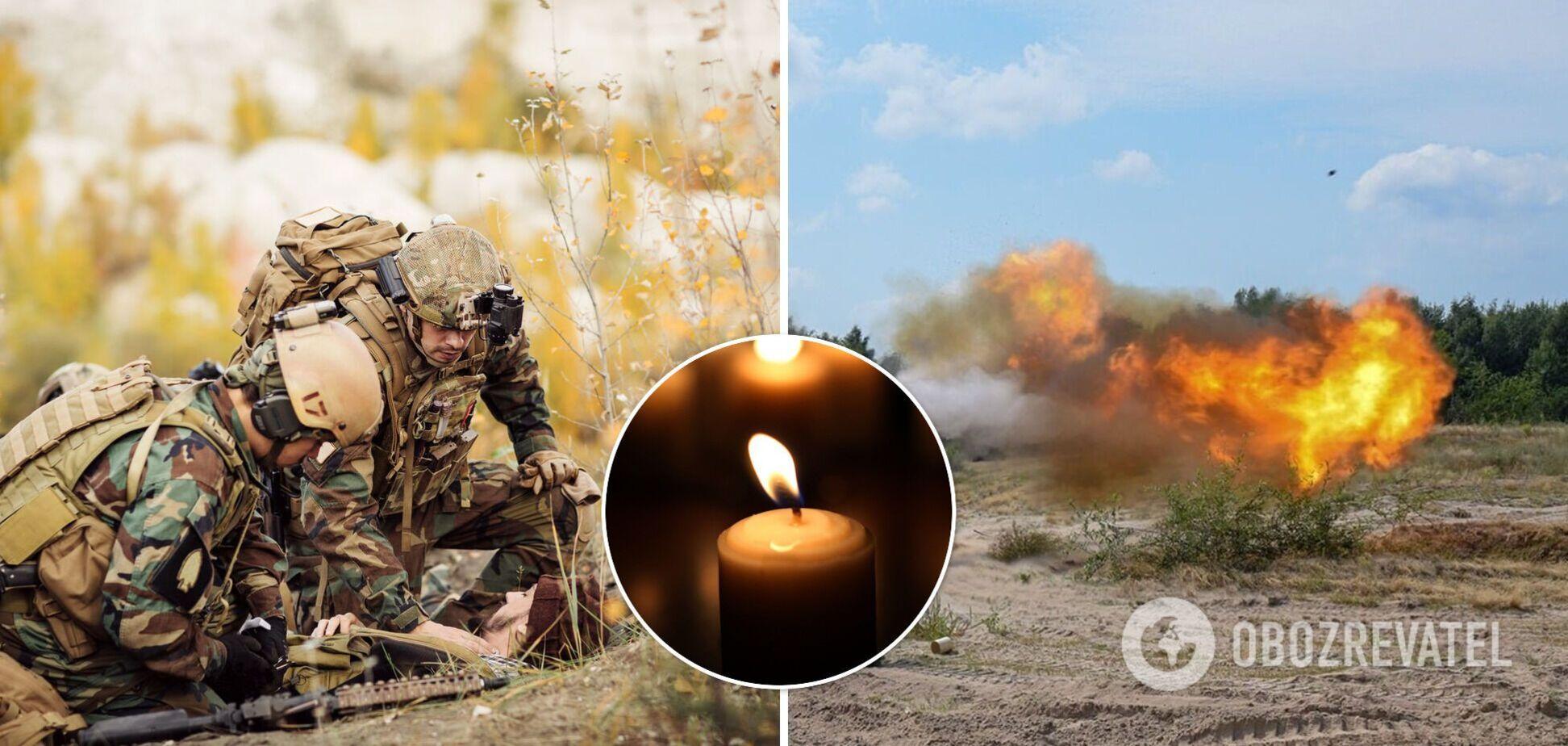 Война на Донбассе – погиб воин ВСУ