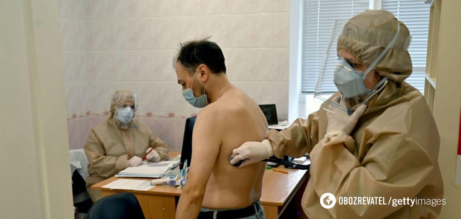 Когда в Украине будет пик заболеваемости на COVID-19: озвучен прогноз