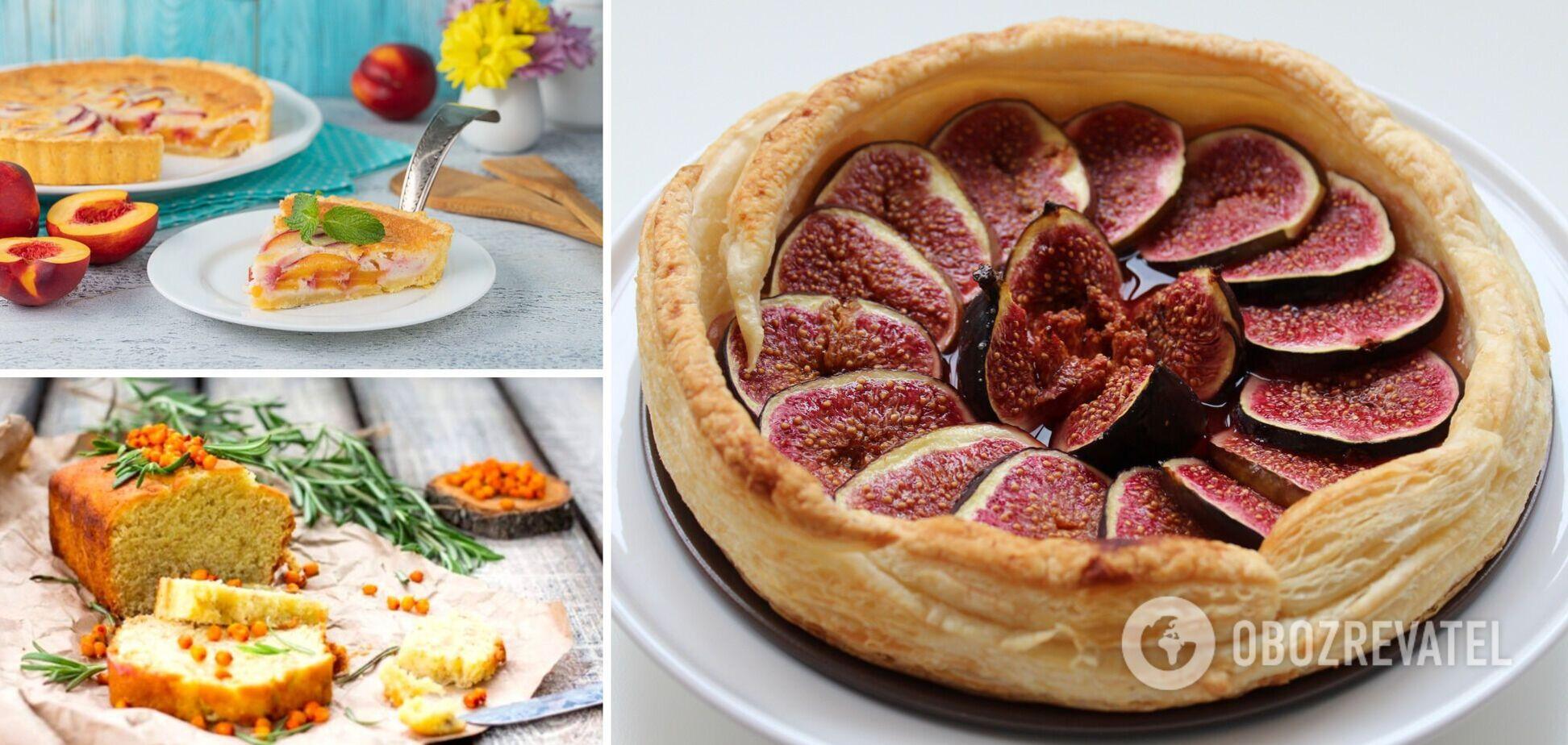 Осенние пироги с сезонными фруктами: ТОП-3