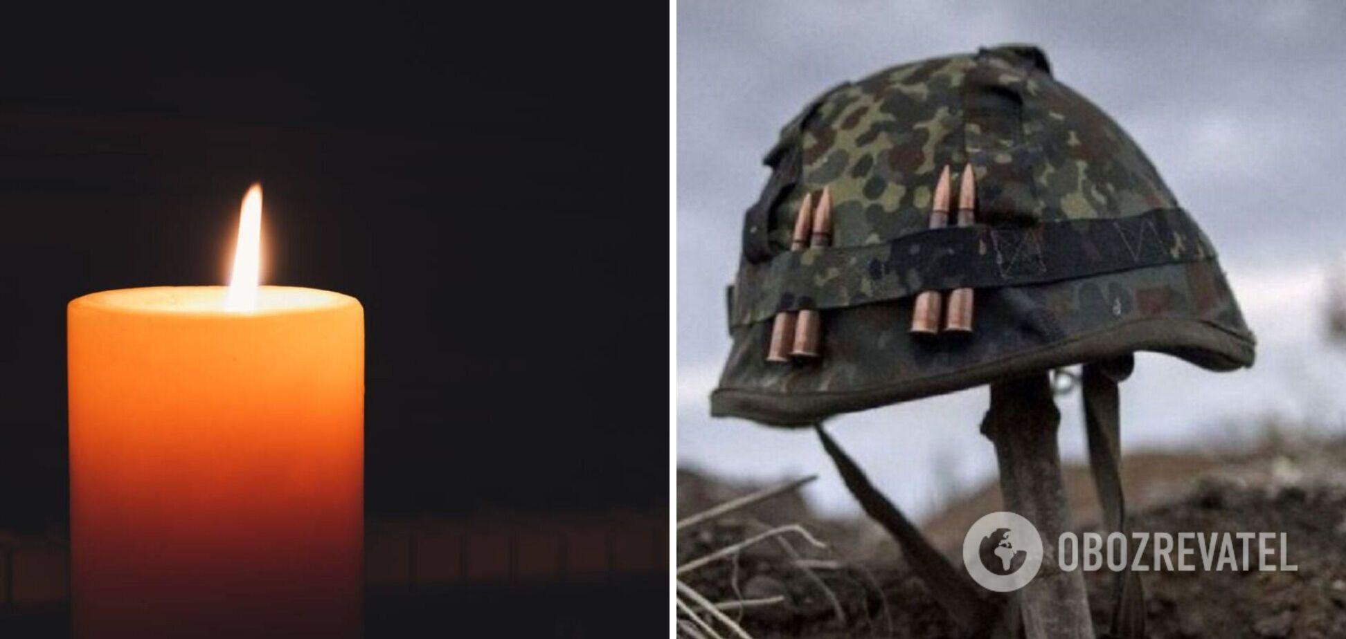 Названо ім'я молодого бійця ЗСУ, який загинув 13 вересня на Донбасі. Фото