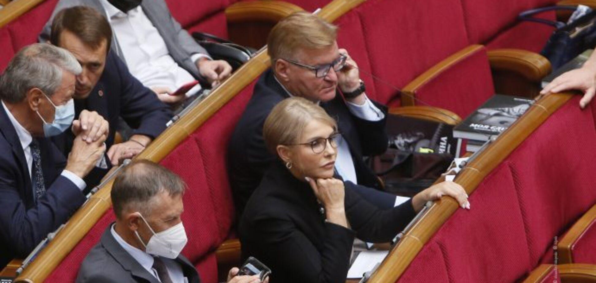 Тимошенко: проблему тарифів не можна перекладати на плечі людей