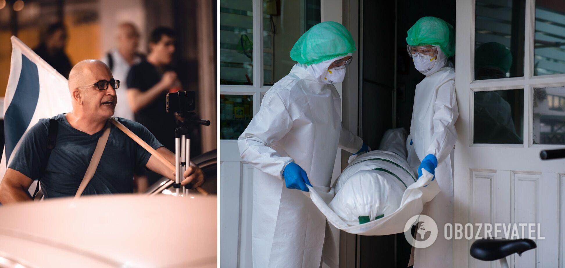Хай Шяуляй умер от коронавируса