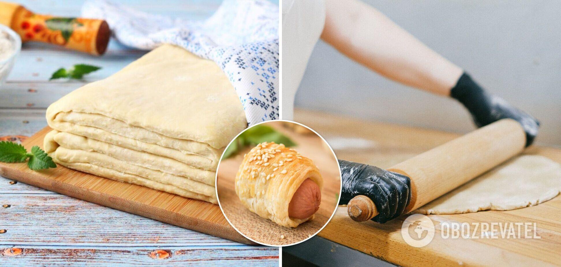 Смачне листкове тісто: секрети приготування в домашніх умовах