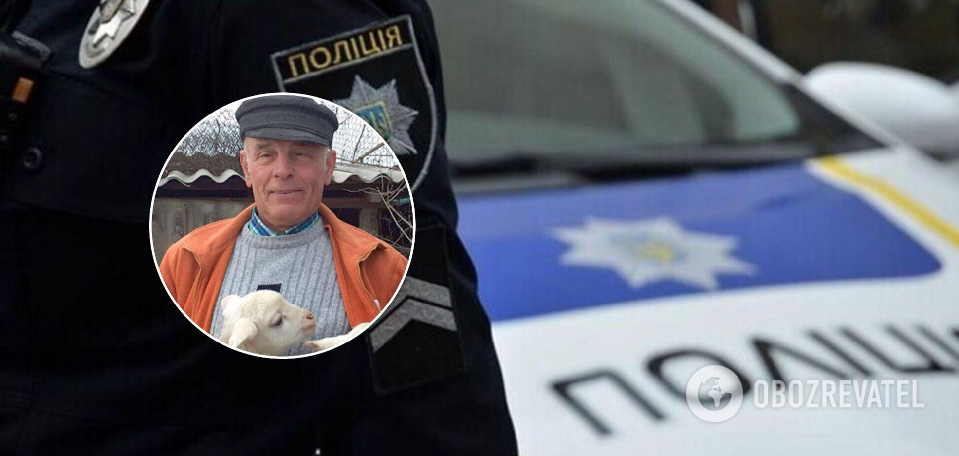 На Одещині знайшли мертвим колишнього директора школи: його шукали півтора місяця. Фото