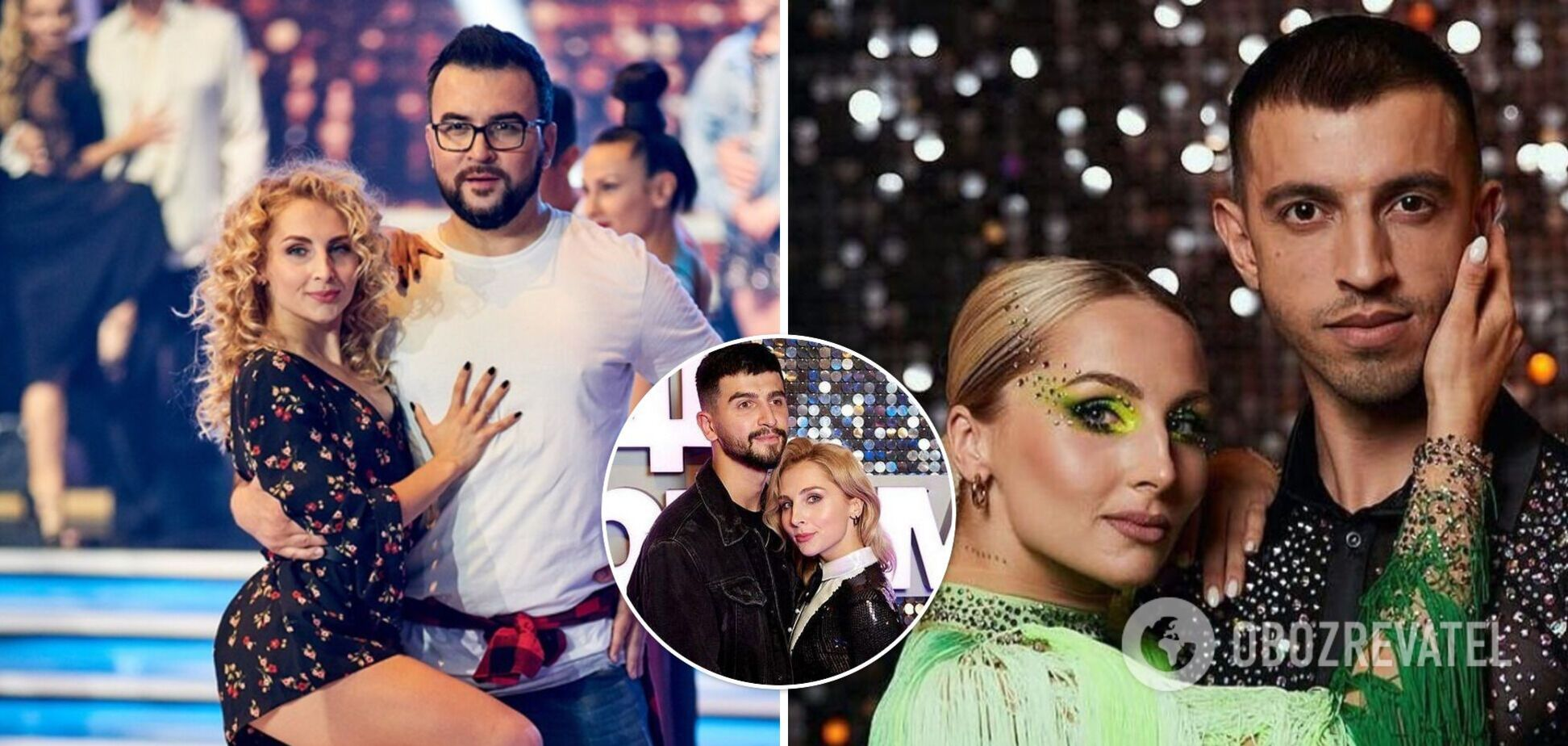 Яна Цибульская участвует в шоу 'Танцы со звездами'