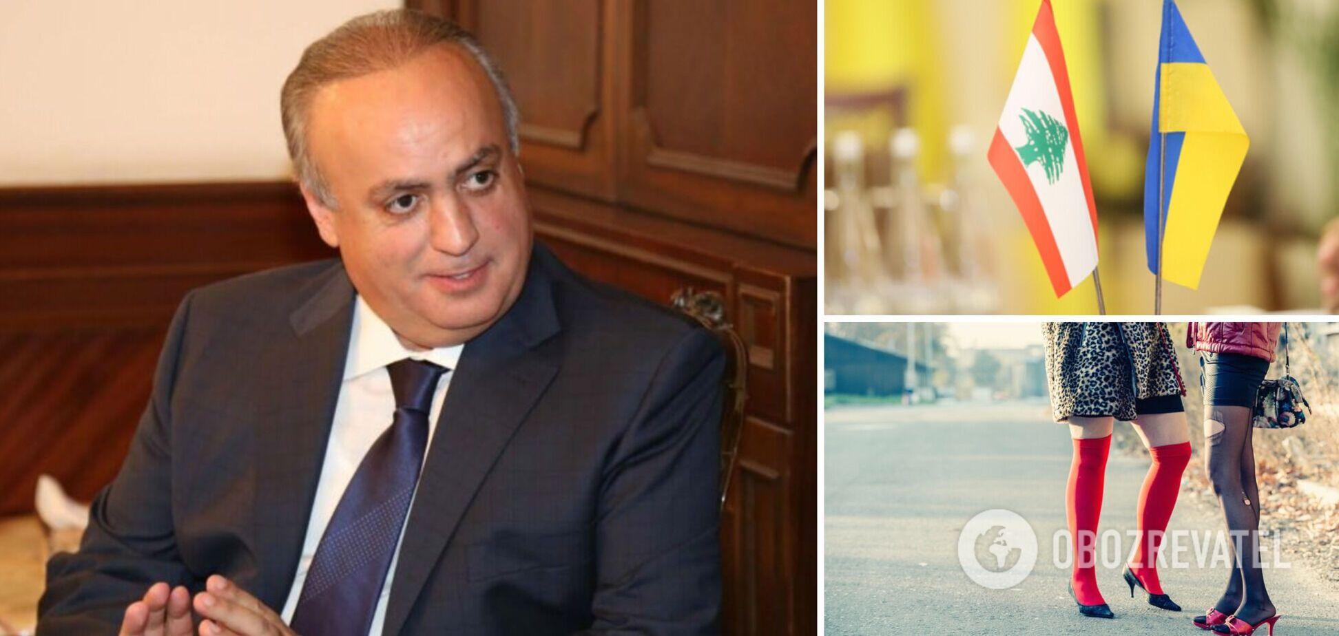Экс-министр Ливана оскорбил украинок в прямом эфире и попал в скандал: посольство требует извинений
