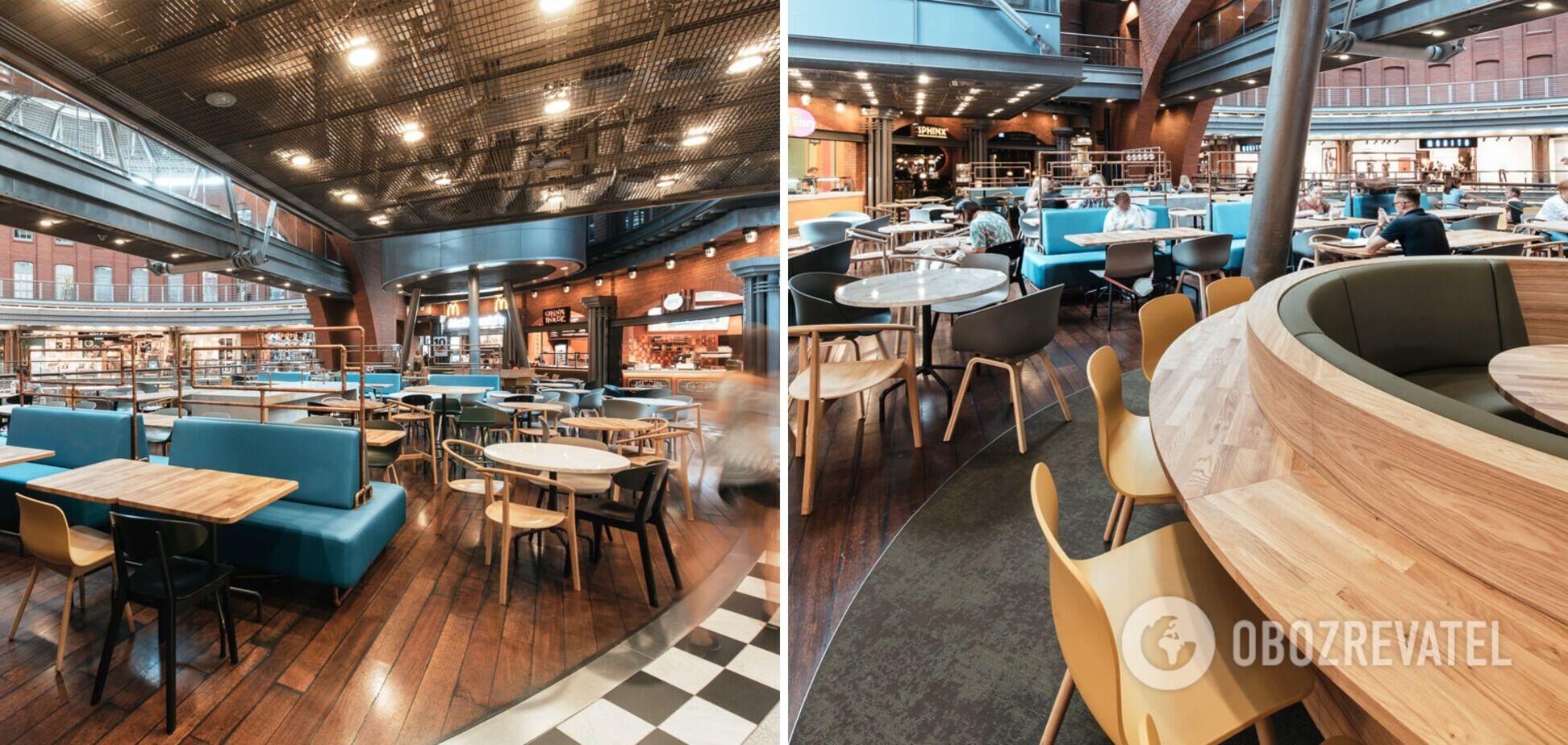 Фуд-корт – у чому популярність нового конкурента ресторанів