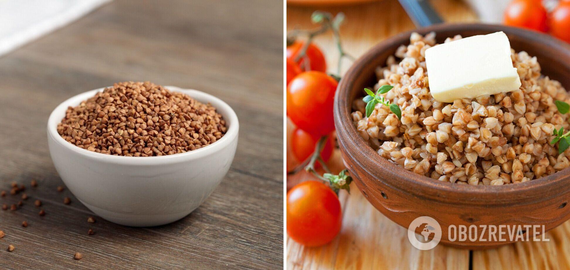 Як не зіпсувати гречку – секрет та рецепт приготування смачної каші