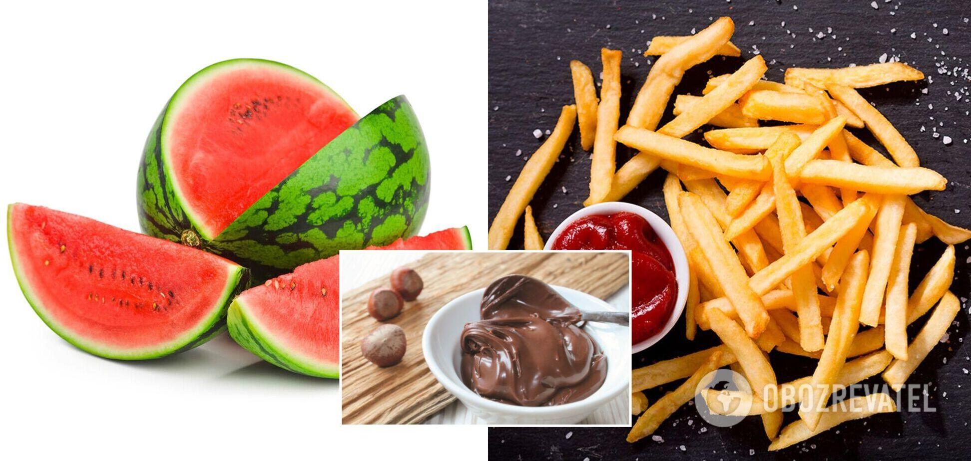 Мясо с шоколадом и колбаса с вареньем: странные, но вкусные сочетания