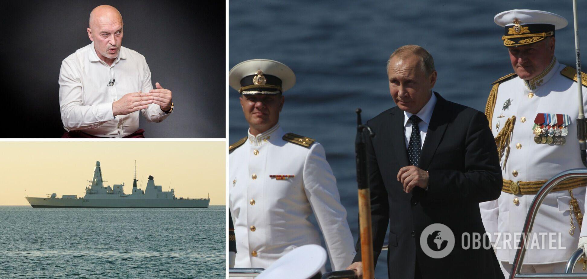 В Кремле не отказались от идеи 'Новороссии', заявил Тука