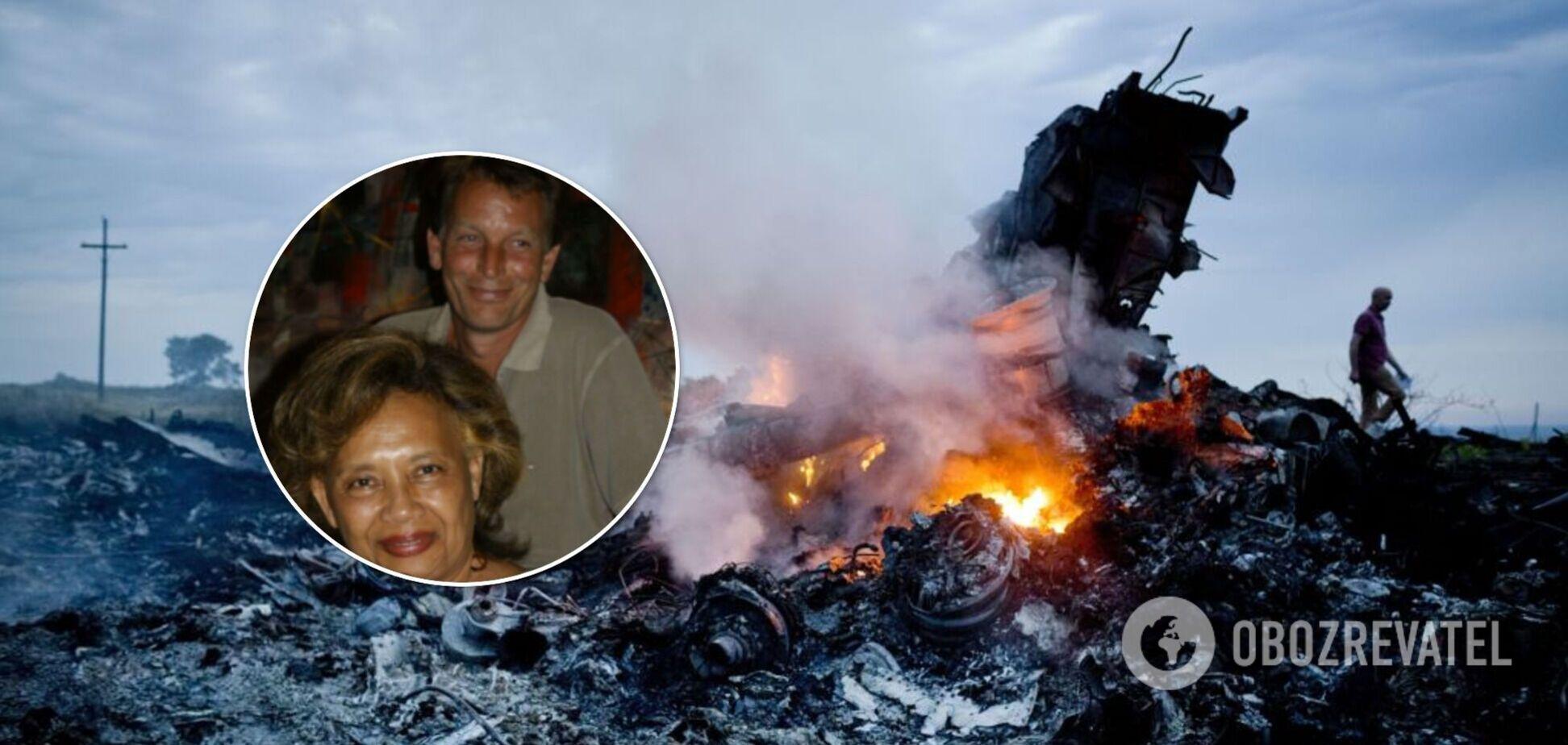 Родственник погибшей в крушении МН17: рейс был сбит российскими военными, у них в руках был 'Бук'