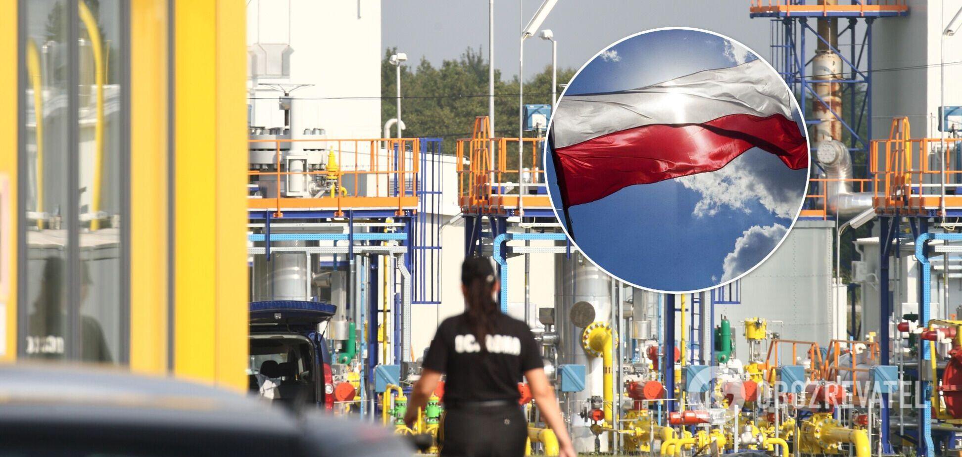 Польща не буде продовжувати контракт з 'Газпромом'