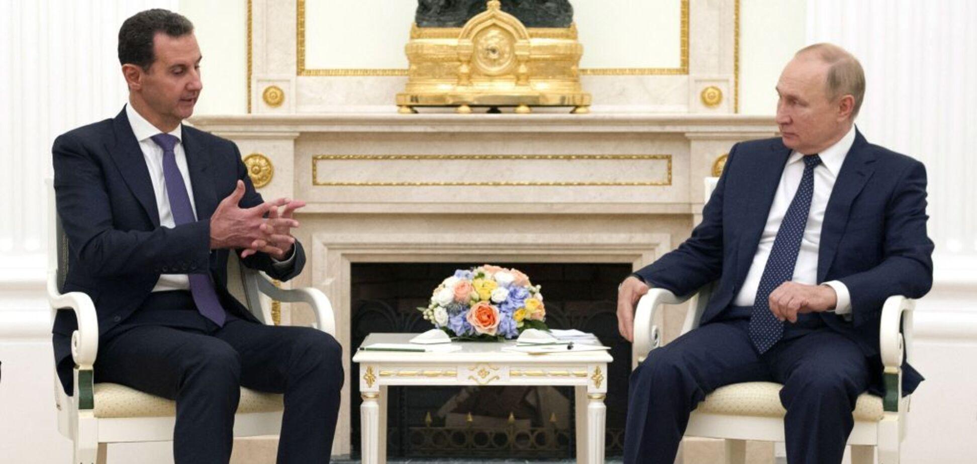 Путин и Асад: что они натворили в Сирии