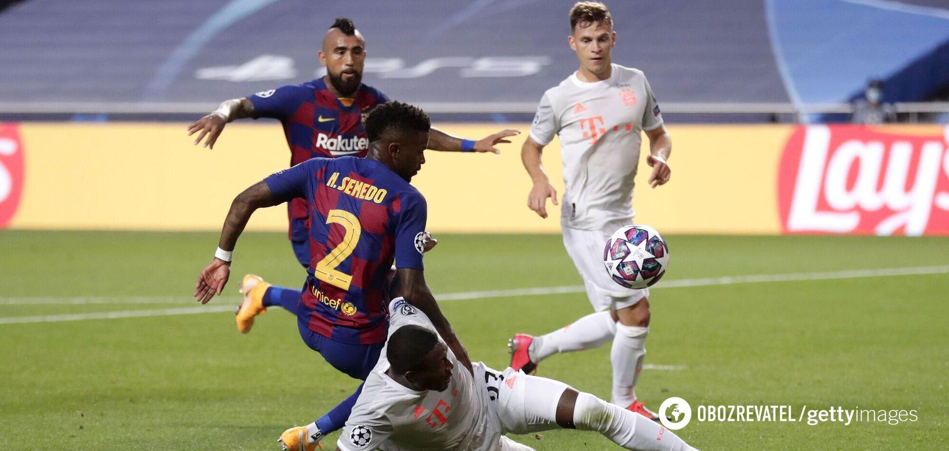 Де дивитися Барселона Баварія 14 09 2021
