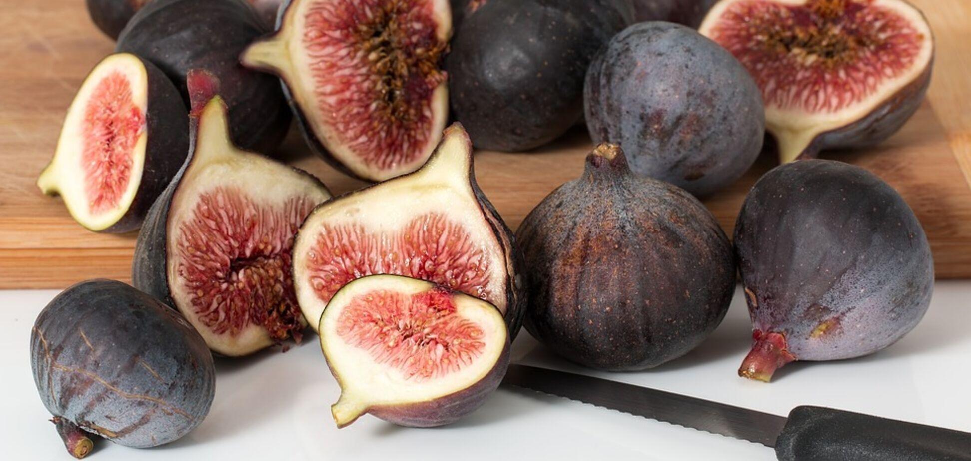 Інжир прикрасить будь-яку страву – екзотичні поєднання фрукта