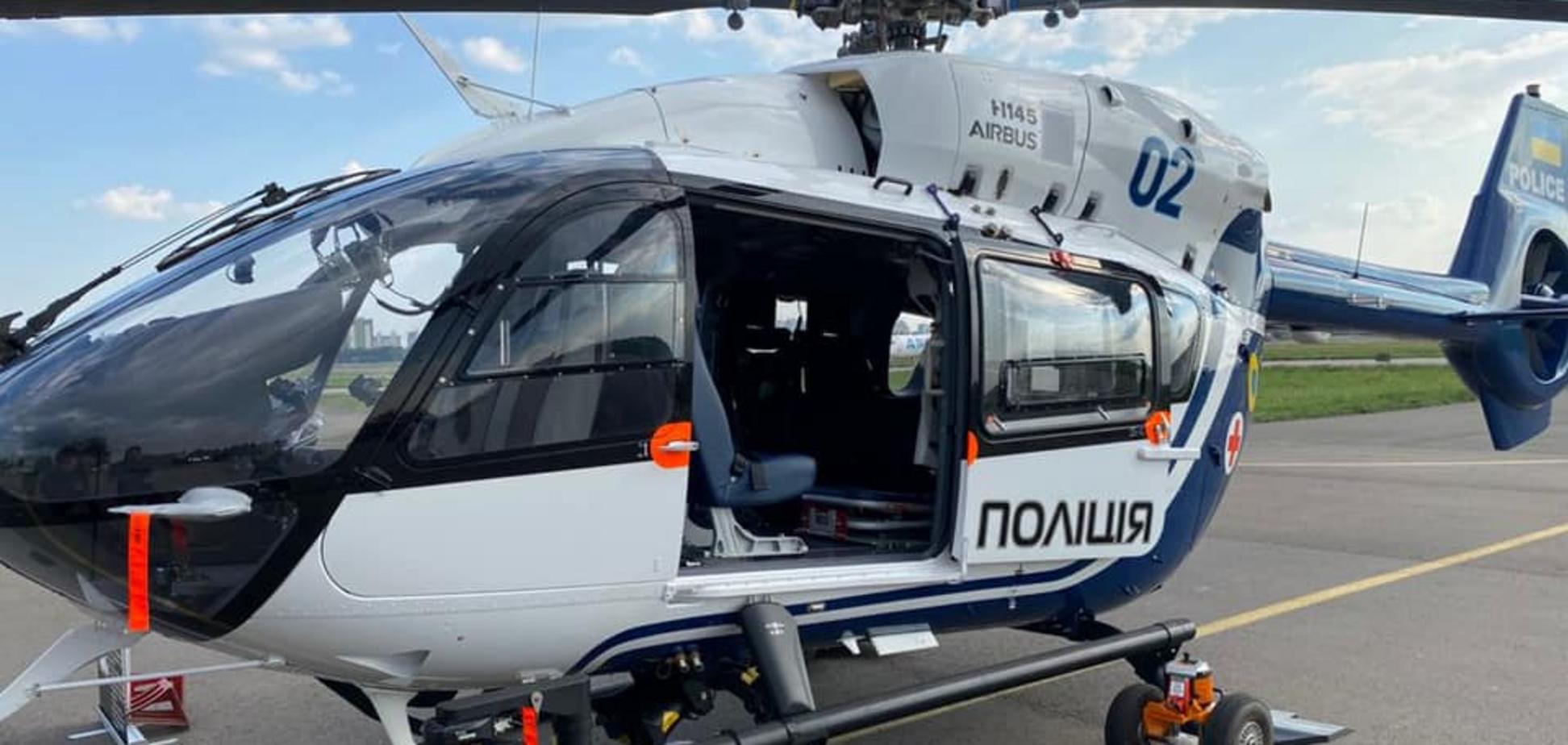 В Україні з'являться вертолітні майданчики для кожної обласної клінічної лікарні
