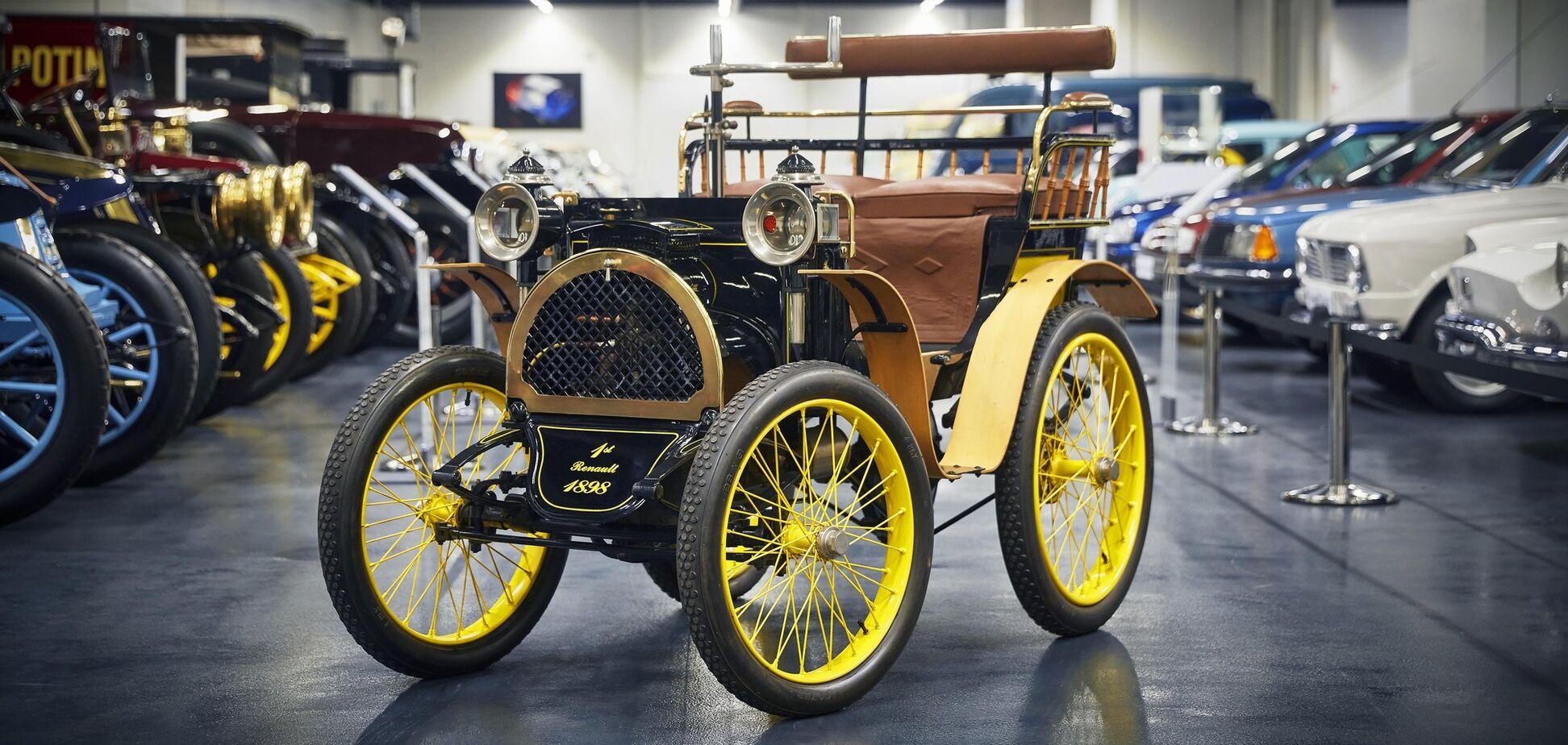 Renault представит коллекцию произведений искусства