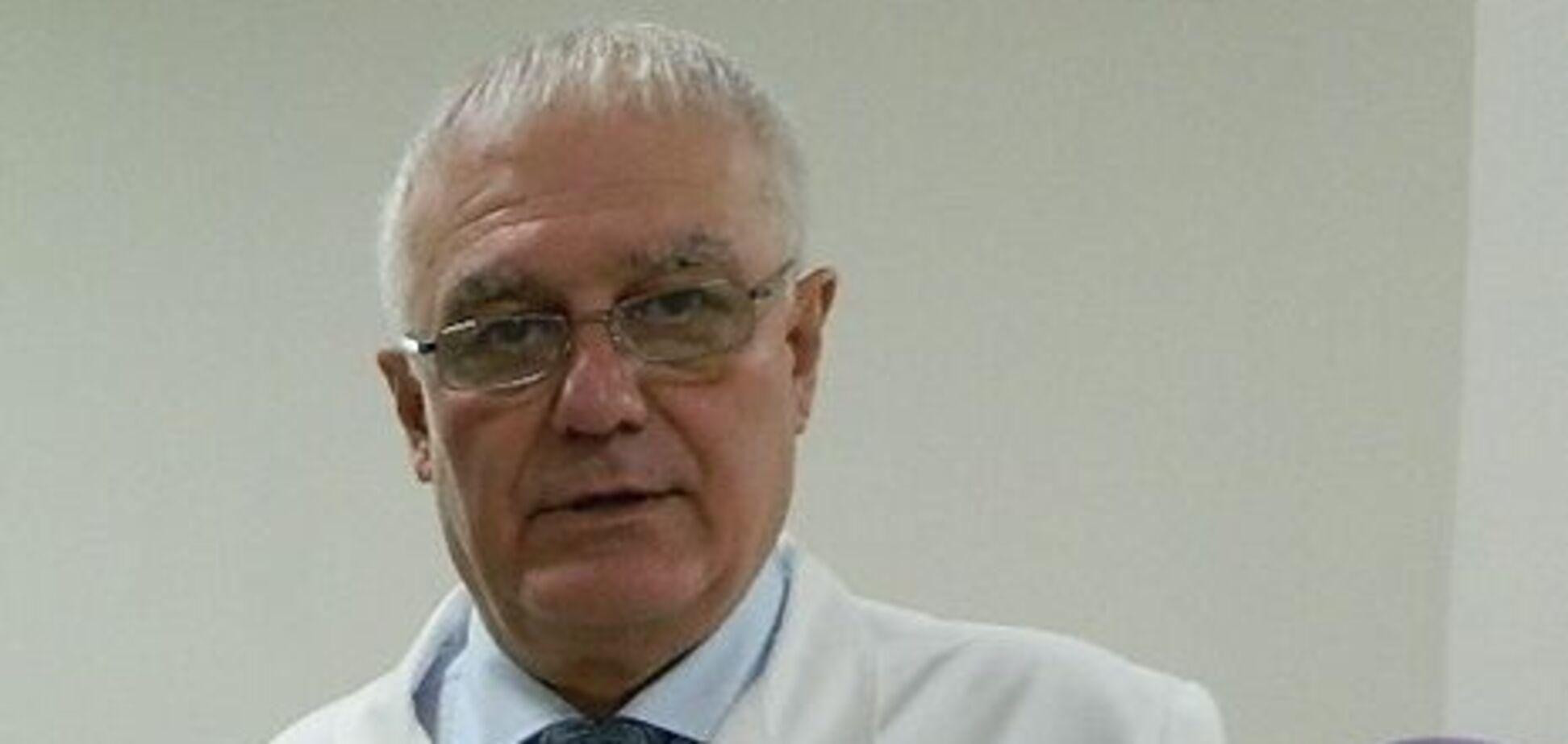 Директора Института гастроэнтерологии обвинили в самозванстве: подробности скандала