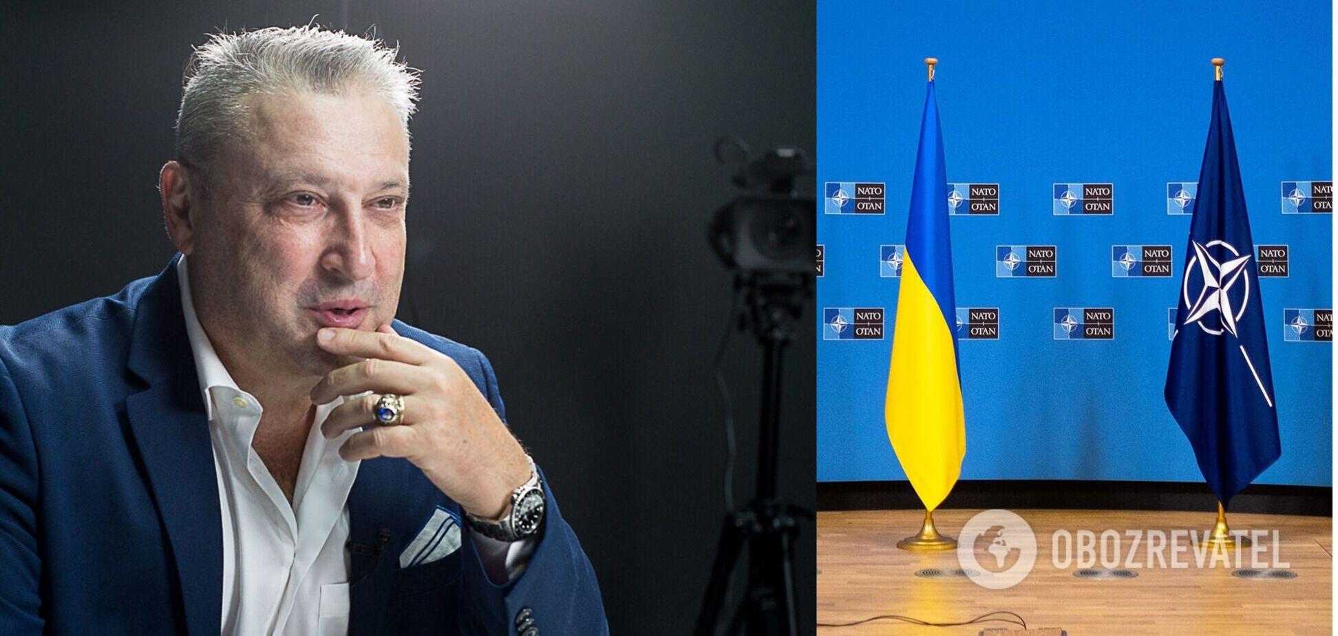 Табах розповів, що може дати Україні статус союзника США поза НАТО: до мети потрібно йти з розумом