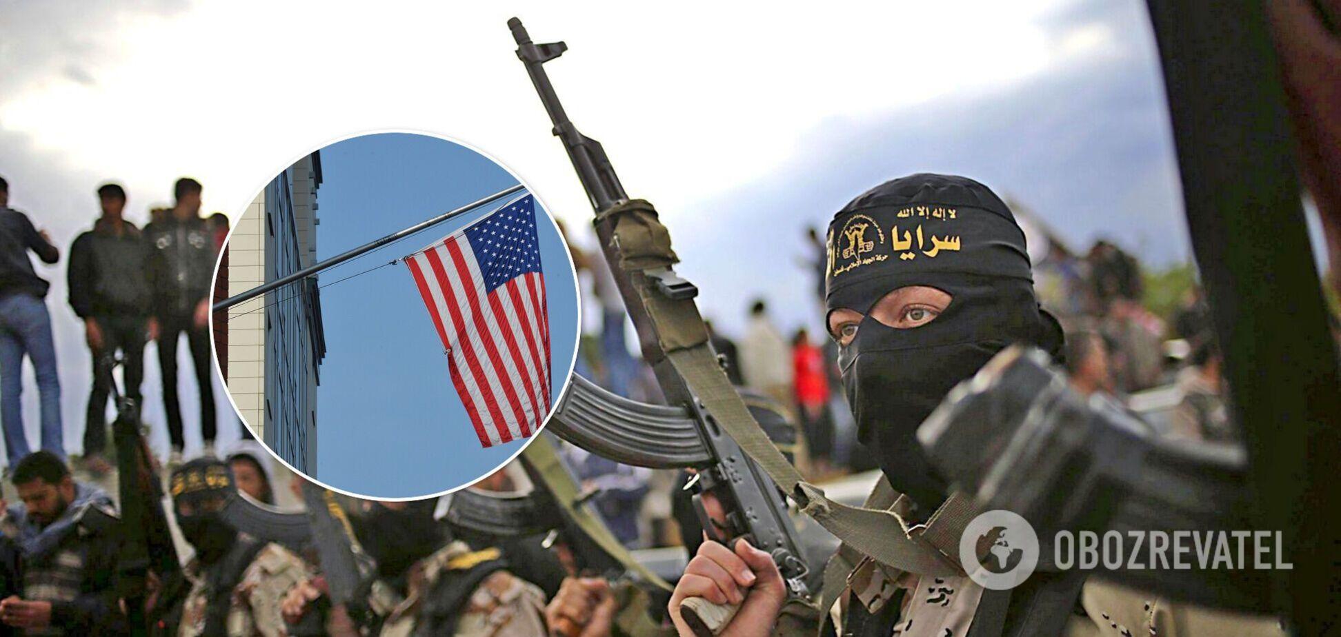 Удар США по Аль-Каиде