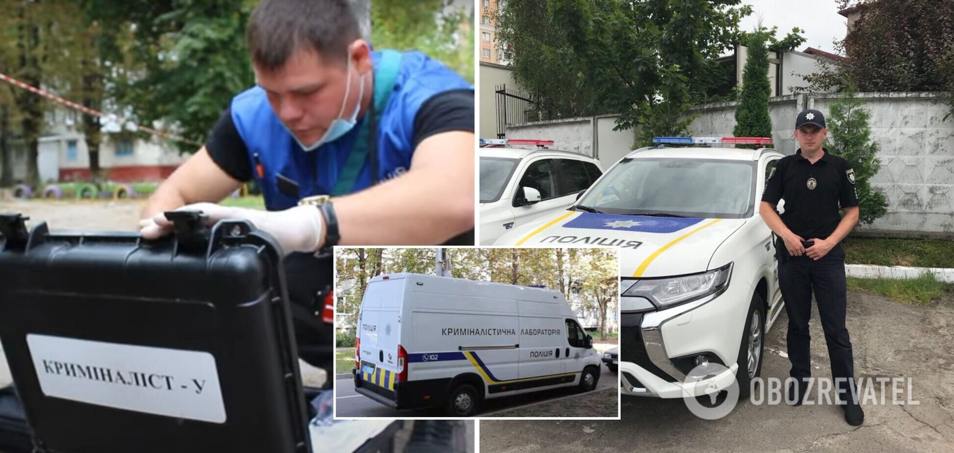Не было живого места: в Кременчуге 27-летний изверг убил пожилую женщину. Видео