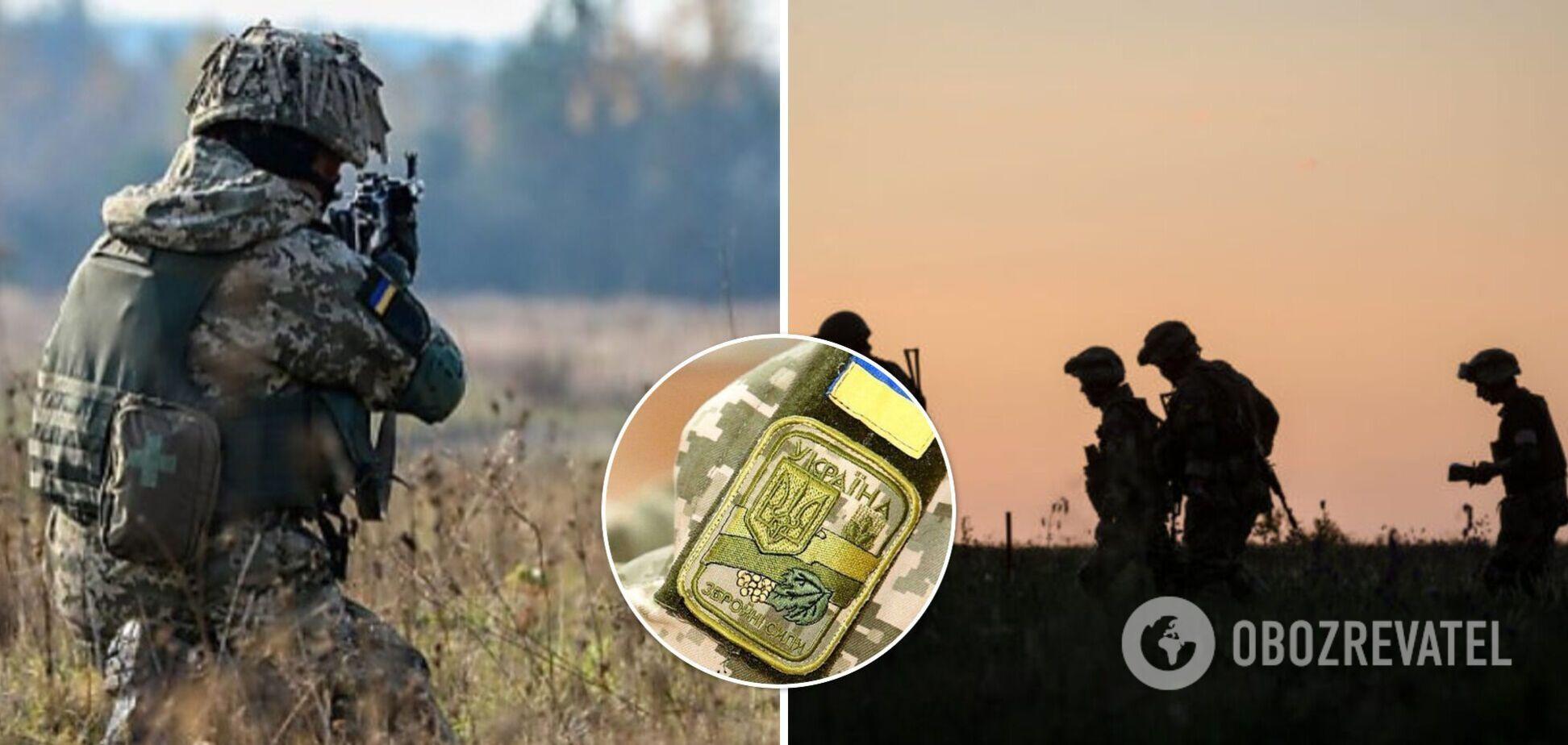 Оккупанты на Донбассе ранили украинского воина, ВСУ открыли огонь в ответ – штаб ООС