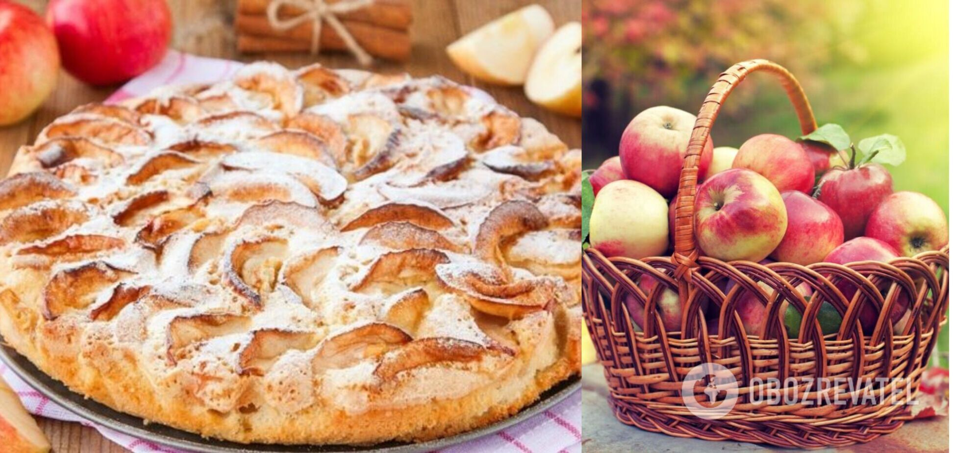 З яких яблук виходить смачна шарлотка: секрети приготування