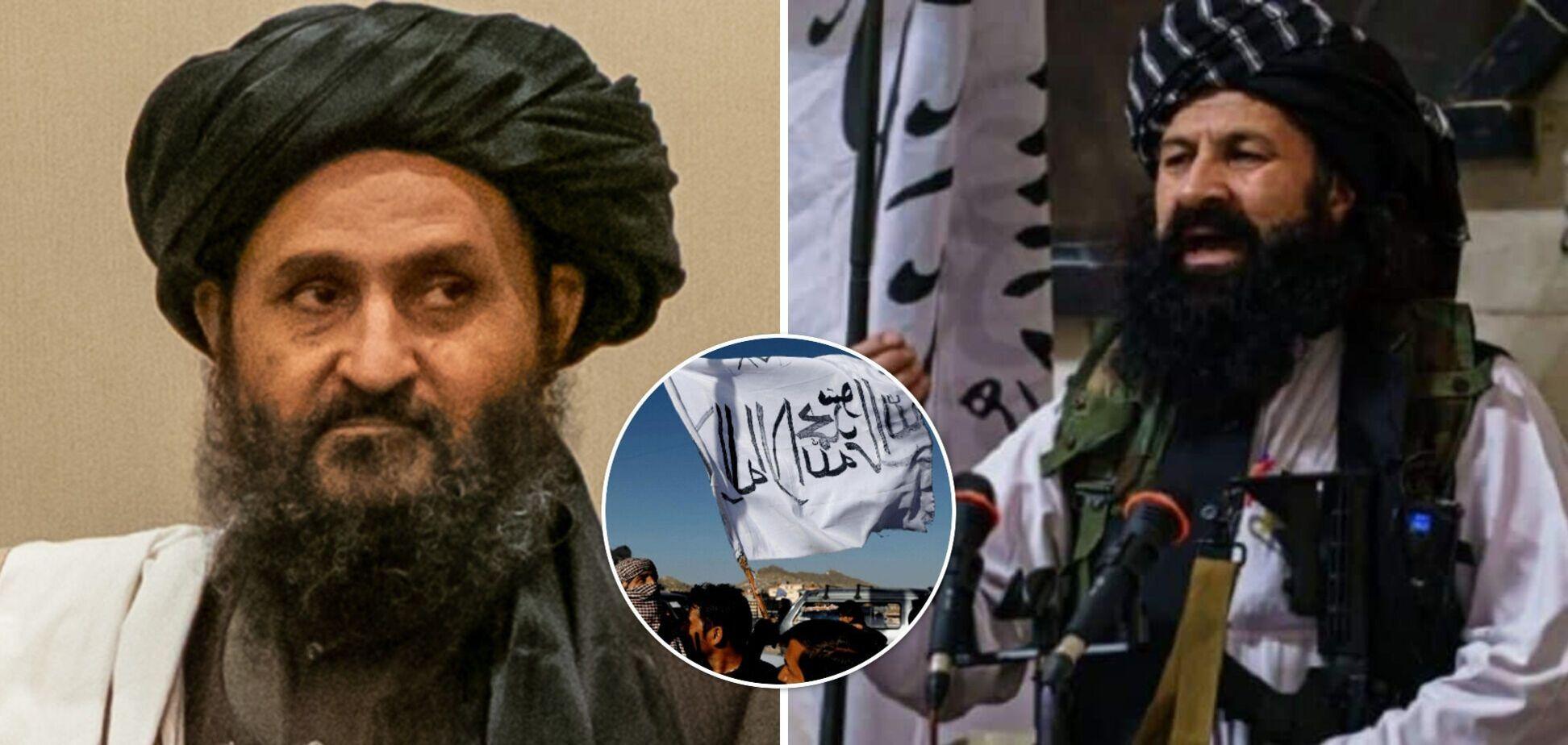 Між лідерами 'Талібану' спалахнув серйозний конфлікт: ЗМІ розкрили подробиці