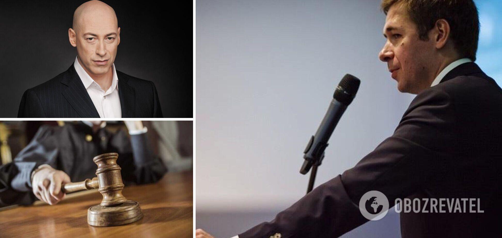 Новиков сообщил, что Гордон не смог предоставить доказательства своих слов о Порошенко