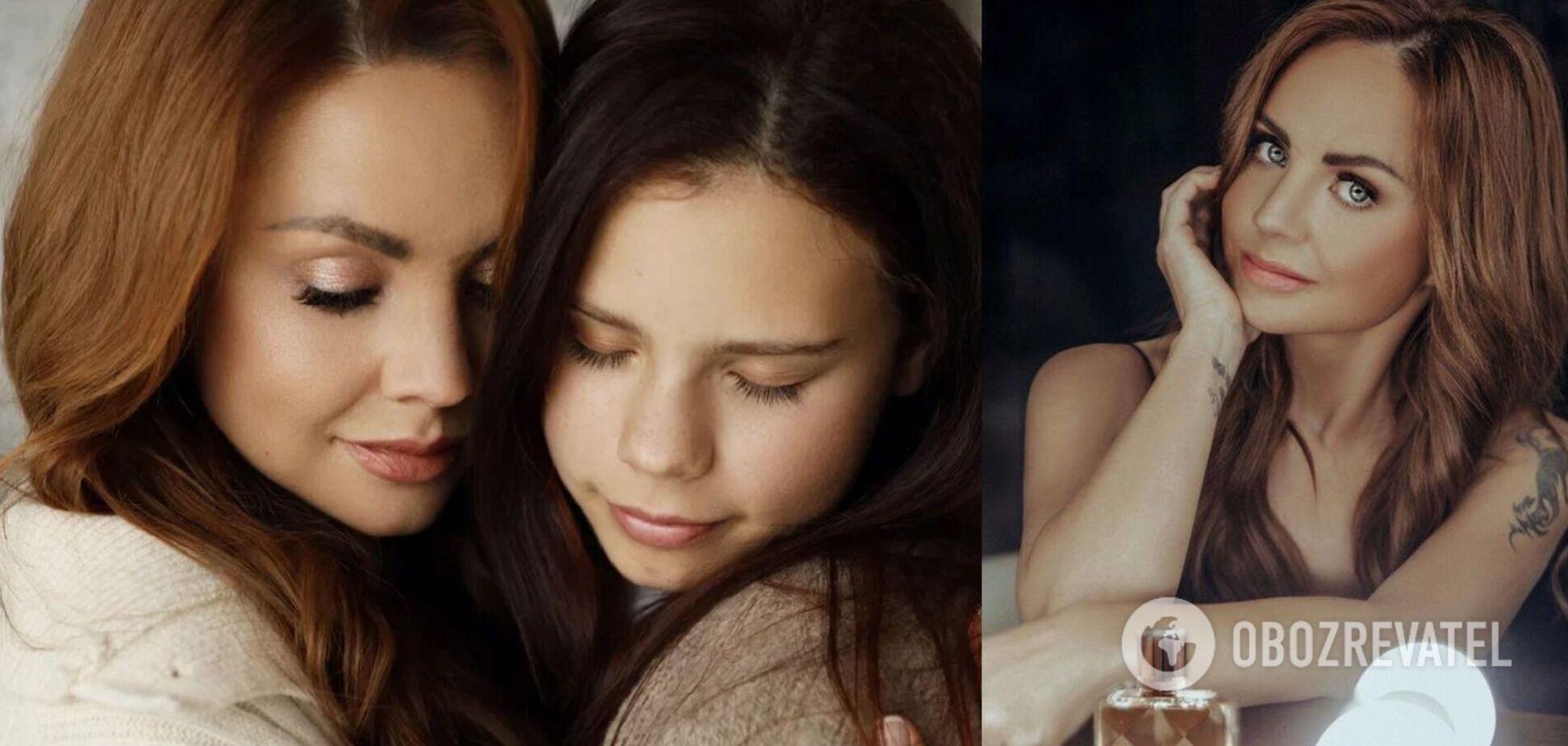 МакSим показала нові фото з 12-річною донькою