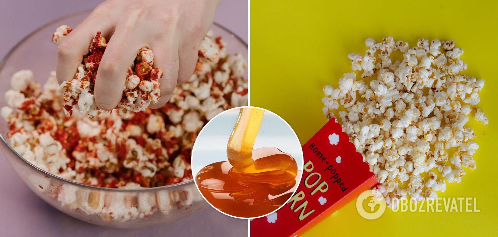 Взрывной попкорн, как в кино: какую кукурузу можно использовать дома