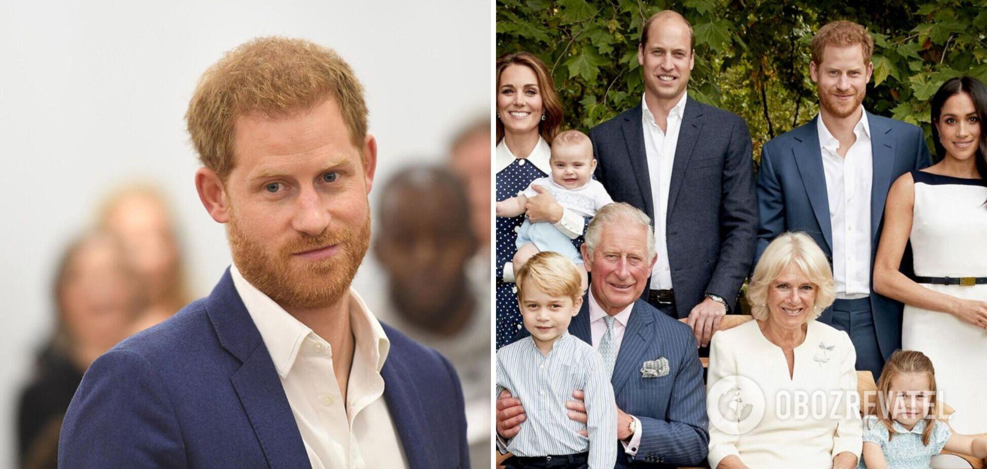 Елизавета II, Кейт Миддлтон и другие: как королевская семья поздравила принца Гарри с 37-летием