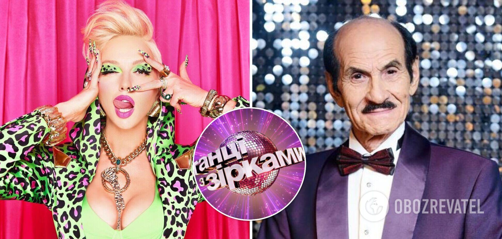 На третьем эфире 'Танців з зірками' 'оживят' легендарного Григория Чапкиса