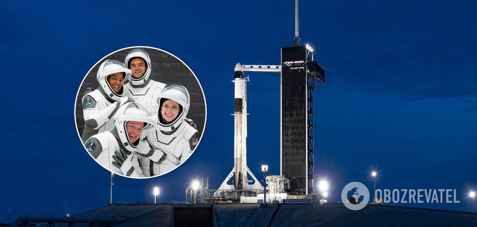 На фото екіпажу SpaceX виявили таємне послання: що значить