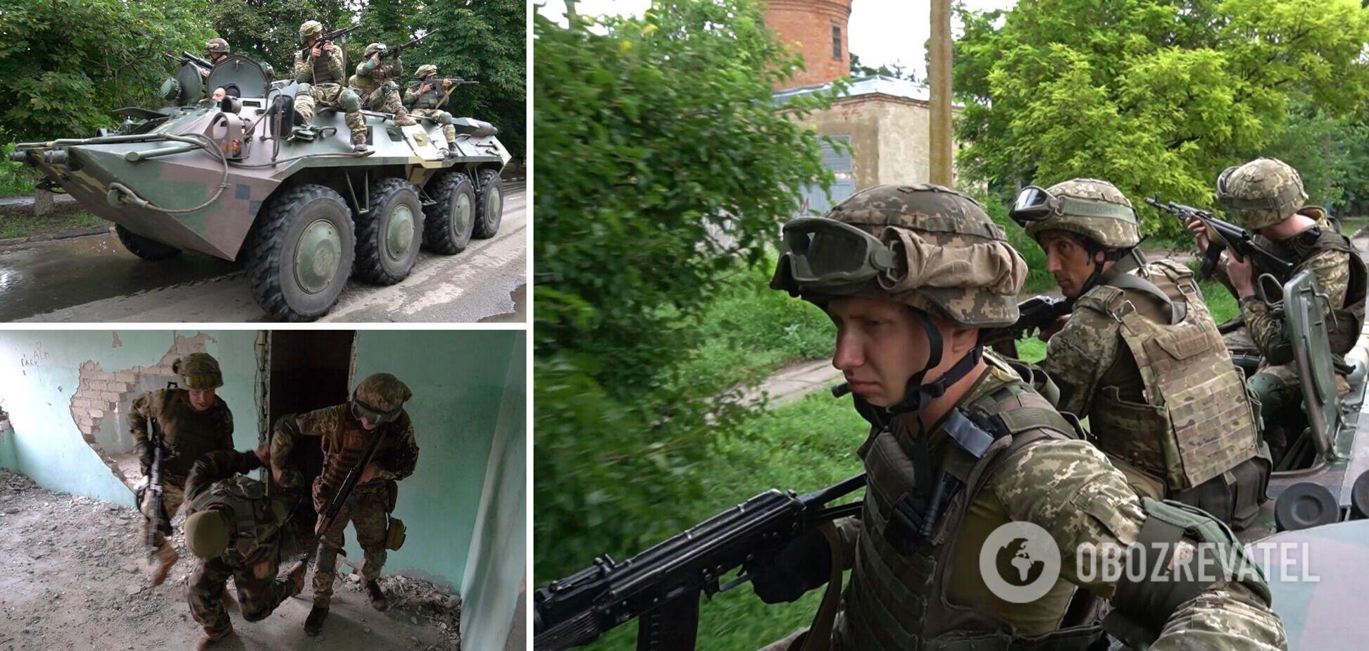Задачей было обезвредить диверсантов: ВСУ провели учения вблизи админграницы с Крымом. Фото и видео