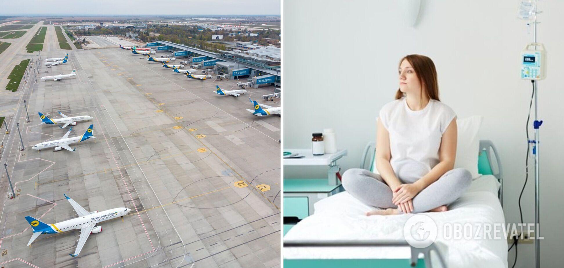 В Украине отменили самоизоляцию для иностранцев при транзитном въезде