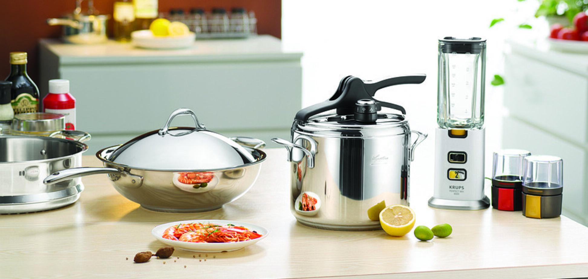 Кухонная посуда – как правильно выбрать и на что обращать внимание