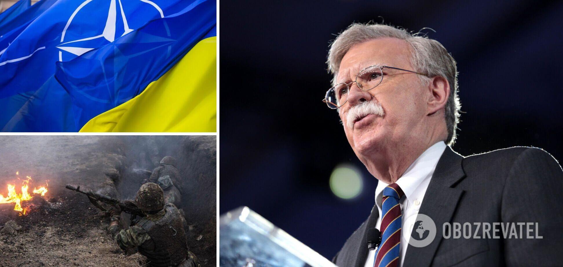 У НАТО не приймають країни в стані війни, але український випадок особливий, – ексрадник Трампа