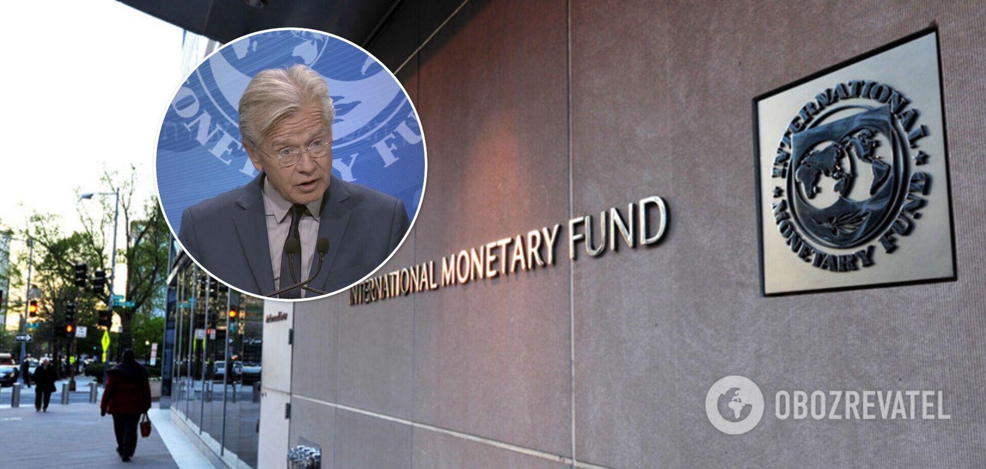 В МВФ подтвердили визит миссии в Украину до конца сентября